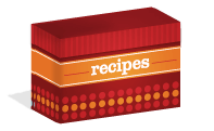 My Empty Recipe Box